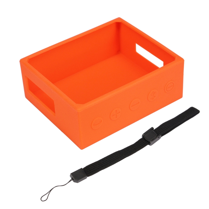 ALITER Replacement Silicone Protective Sleeve Cover Case For JBL GO Bluetooth Speaker