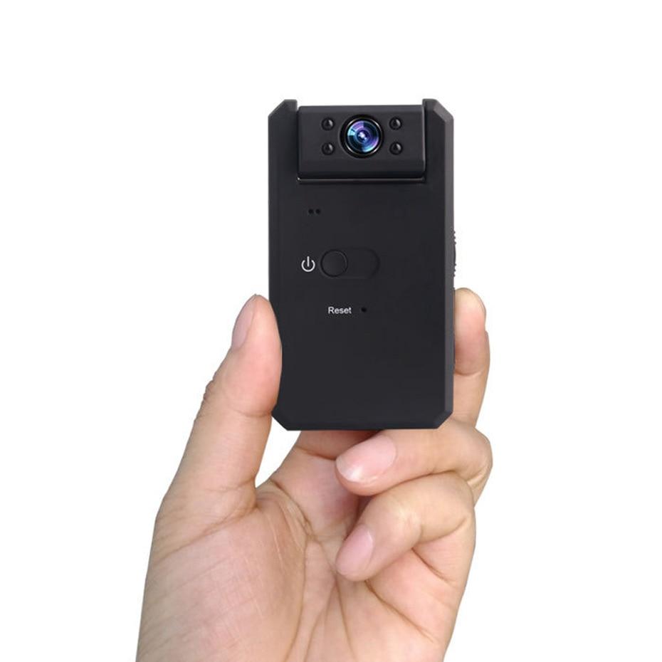 Mini Camera HD 1080P Infrared Night Vision Camcorder 1920 * 1080 p Sport Digital Micro Cam Motion Detection Camcorder Recorder