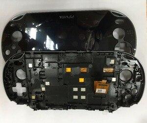 Image 4 - Pantalla Lcd 100% para Playstation PS Vita PSV 1000 1001, digitalizador táctil, Marco, 4 colores, novedad, envío gratis