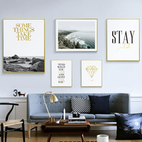 Christmas Decorations For Home Aluminum Alloy Metal Photo Frame Print Canvas Posters Art Picture Nordic Decor Frame Painting