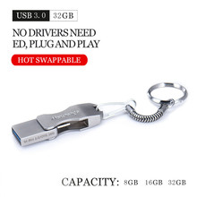 Newest OTG Pendrive 64gb USB Flash Drive 16GB 32GB Memory Stick Usb 3.0 High Speed U Disk For Tablet/PC/Smartphones
