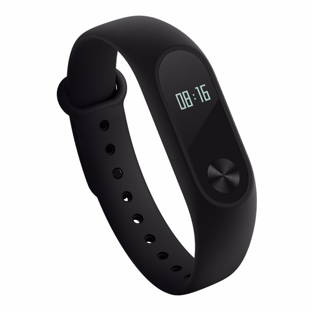 Original Xiaomi Mi Band 2 Heart Rate Monitor Smart Wristband Pedometer Fitness Tracker Miband 2 Bracelet For Android 4.4 iOS 7.0