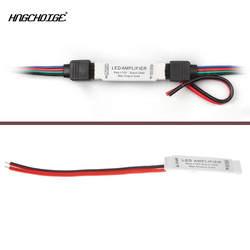 HNGCHOIGE мини усилитель сигнала повторитель для 5050 3528 SMD RGB светодиодный свет полосы DC 12 V