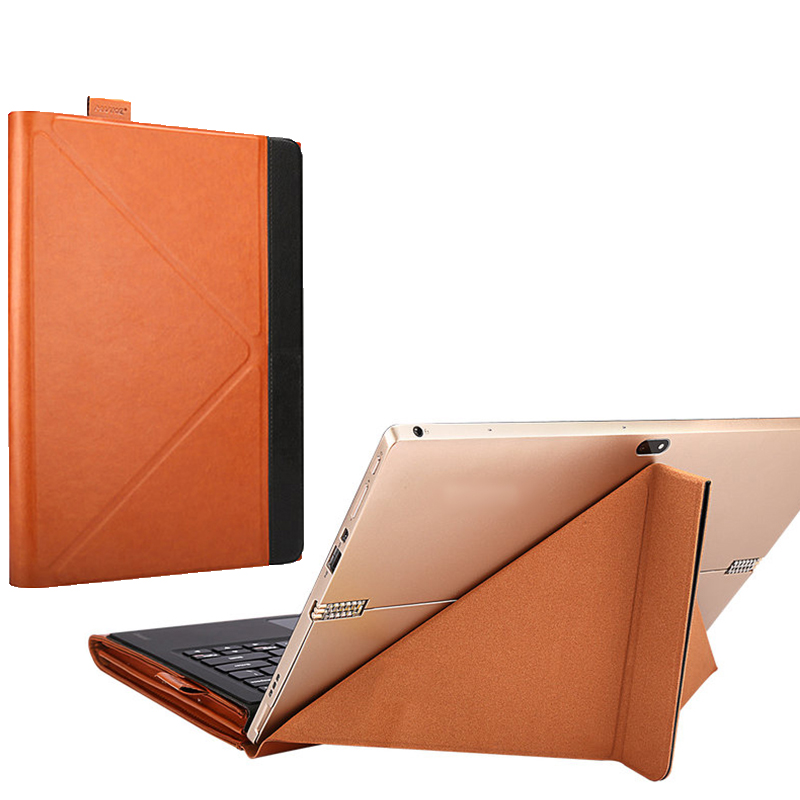 Unique Design Tablet Cover For Lenovo yoga book 10.1 Laptop Sleeve Case PU Leather Skin Protective Film And Stylus As Gifts for lenovo yoga book leather cases in one tablet package 10 1 inch sleeve high quality classic pu leather book case cover stylus