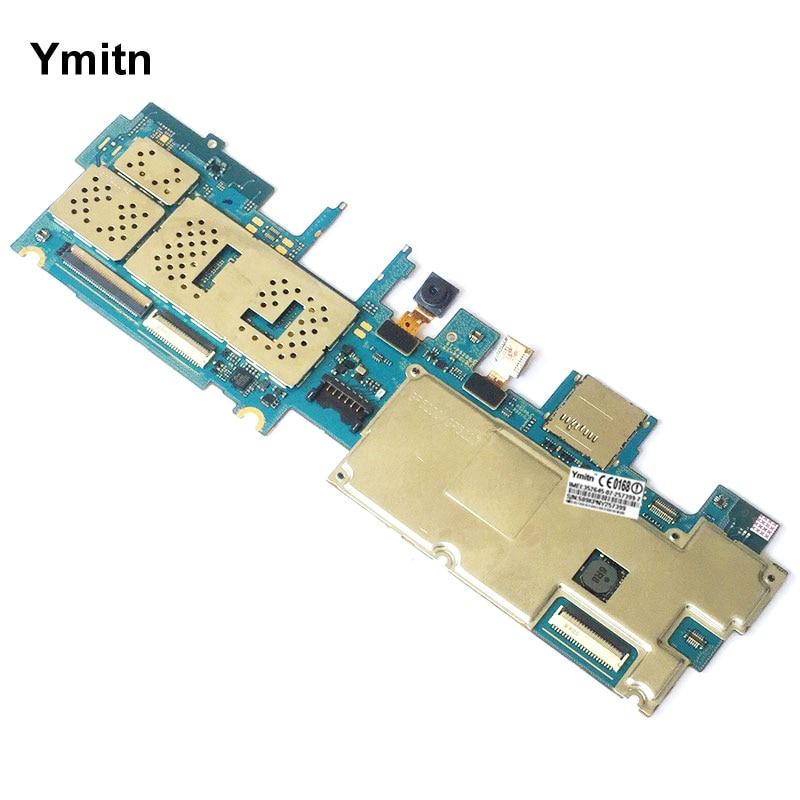 Ymitn Funziona Bene Sbloccato Con Chip Mainboard Globale del firmware della Scheda Madre Per Samsung Galaxy Tab 3 10.1 P5210