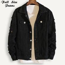 4Xl Coat Denim Jacket