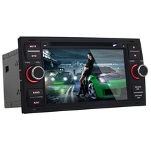 7 Inch Android 6.0 Car Multimedia Player For Fusion 2006-2011 Without DVD Car Audio With Canbus Free Map Car Stereo