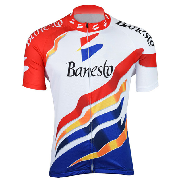bba9df208 NEW Men s Spanish brand cycling jersey short sleeve cycling clothing Road Bicycle  clothes cycling Wear