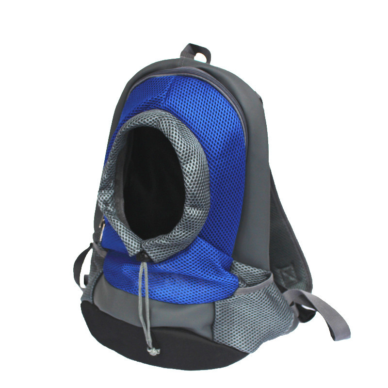 Free shipping Dog Carrier Pet Backpack Bags Portable Travel Bag Front Bag Mesh Backpack Head Out Double Shoulder perro bolsa
