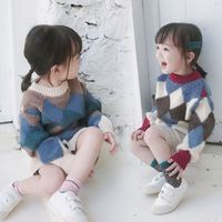 Celveroso Kids Clothes winter Baby Sweater Knitted Hooded Boys Girls Toddler Solid Sweater Handmade Baby Pullover Cardigan Cloth