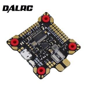 Image 1 - DALRC F405 AIO בקרת טיסה גבוהה באיכות MCU STM32 F405RGT6 MPU6000 ג יירו F4 AIO טיסה הבקרה מובנה OSD BEC 9 v/3A PDB FC
