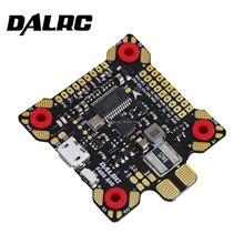 Управление полетом DALRC F405 AIO, Полетный контроллер высокого качества MCU STM32 F405RGT6 MPU6000 Gyro F4 AIO, Встроенный OSD BEC 9 В/3 А PDB FC