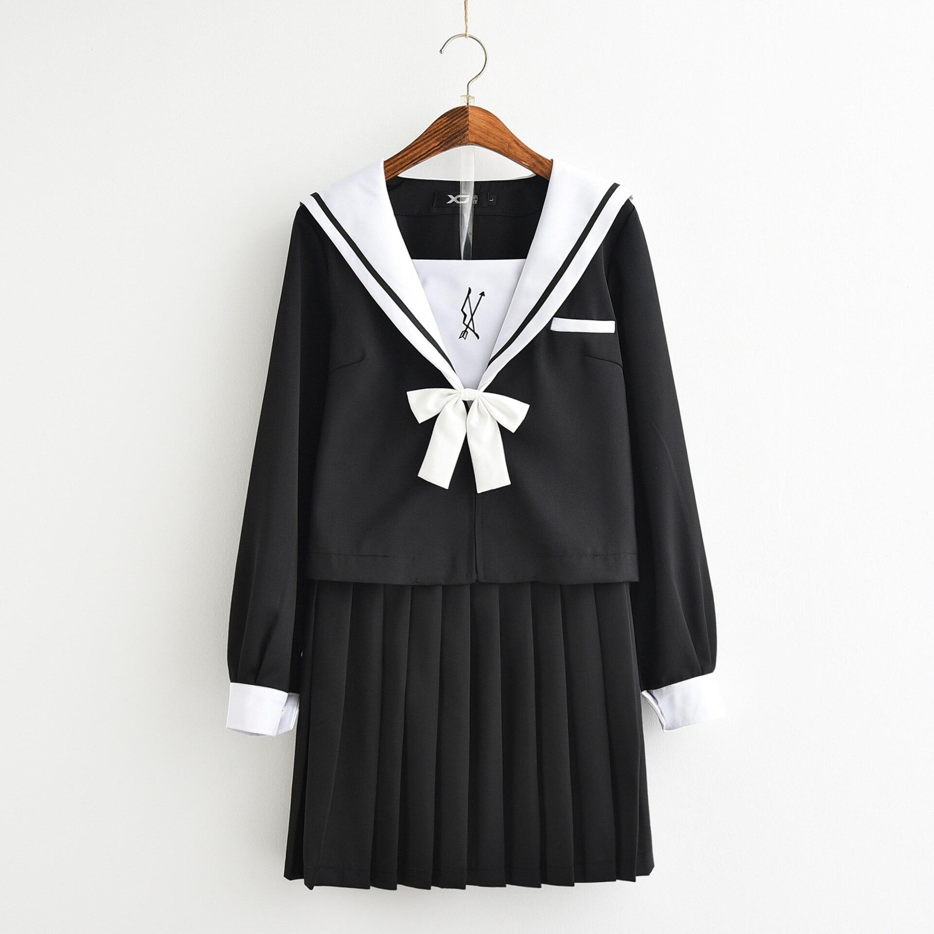 Uniforme d'école de Cosplay de fille d'école japonaise définit l'uniforme d'école de Nagoya