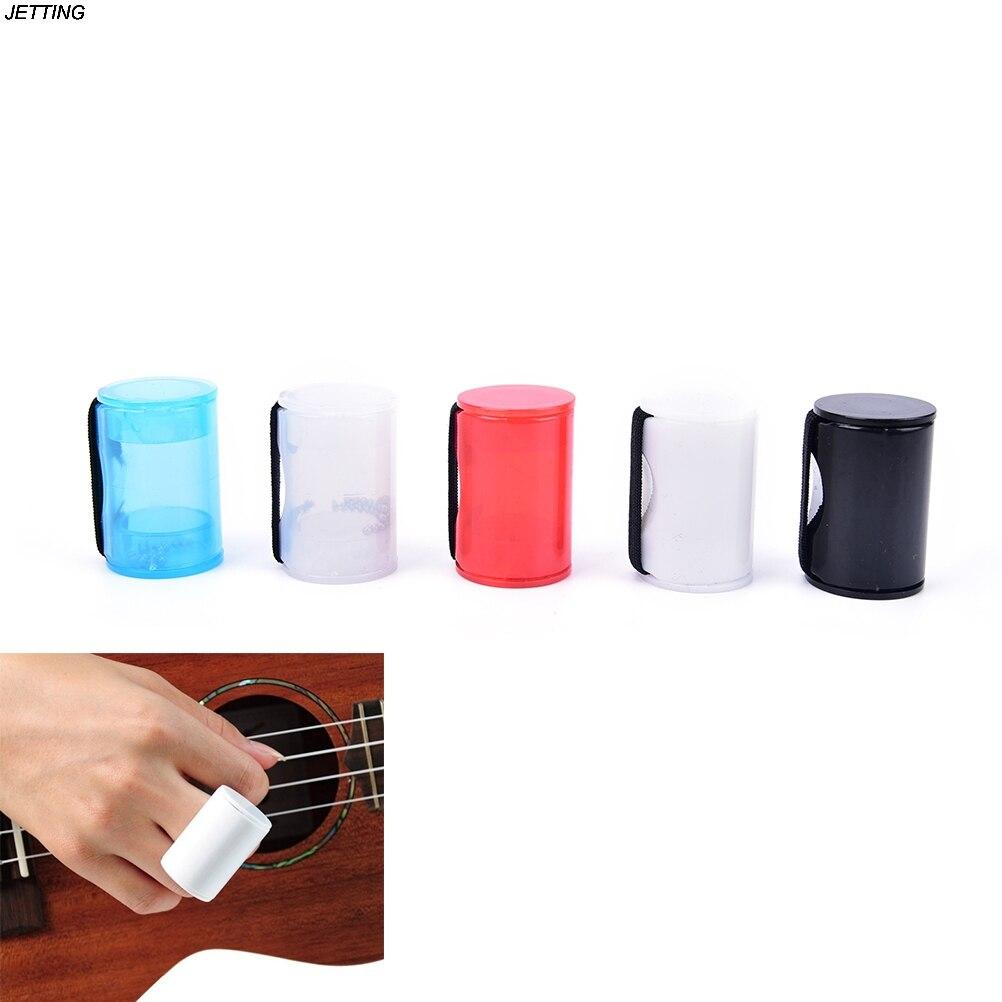 IRIN Hot Guitar Ukulele Sand Shaker Rhythm Ring Maraca Cabasa Wear On Finger Ukulele Accessories Color Random