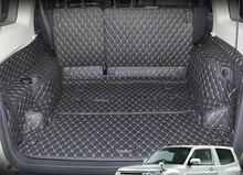 Best & Freies verschiffen! Spezielle kofferraum-matten für Mitsubishi Pajero 7 sitze 2016 wasserdichte langlebige koffermatten für Pajero 2015-2008