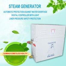 3kw/6kw/9kw/12kw/15kw/18kw ecnomic типа парогенератора/Сауна ванны дома SPA душ и ST-135M контроллер