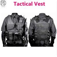 Taktische Weste Militärausrüstung Airsoft Jagd Weste Training Paintball Airsoft Kampf Schutzweste Für CS Wargame 4 Farben
