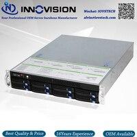 Newly Huge Storage 2U Hot Swap 8bays Server Case S25508