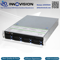 Newly Huge Storage 2U Hot Swap 8bays Server Case S25508
