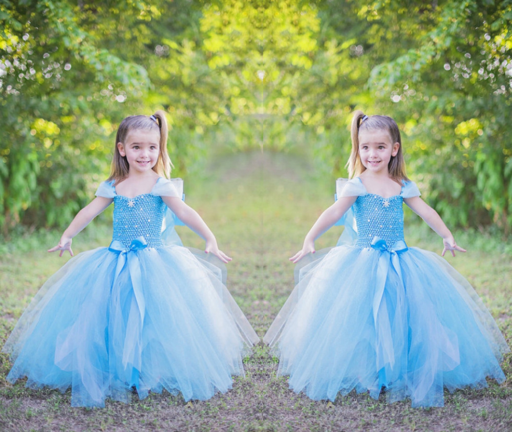 New Hot Sale 2016 Kids Fairy Blue Angel Princess Ball Gown Dress Cute Girls Birthday Halloween Christmas Child Bow Costume Gifts-in Dresses from Mother ...  sc 1 st  AliExpress.com & New Hot Sale 2016 Kids Fairy Blue Angel Princess Ball Gown Dress ...