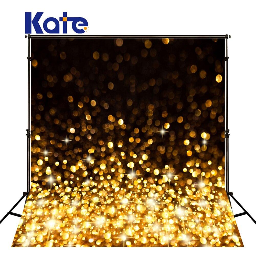 Kate Black fotografie pozadí Zlaté světlo pozadí pro Photo Studio děti fotografie pozadí portréty světlo