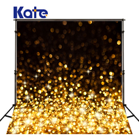 Kate Black Photography Backdrops Golden Light Backgrounds for Photo Studio Children Photography Background Portraits Light