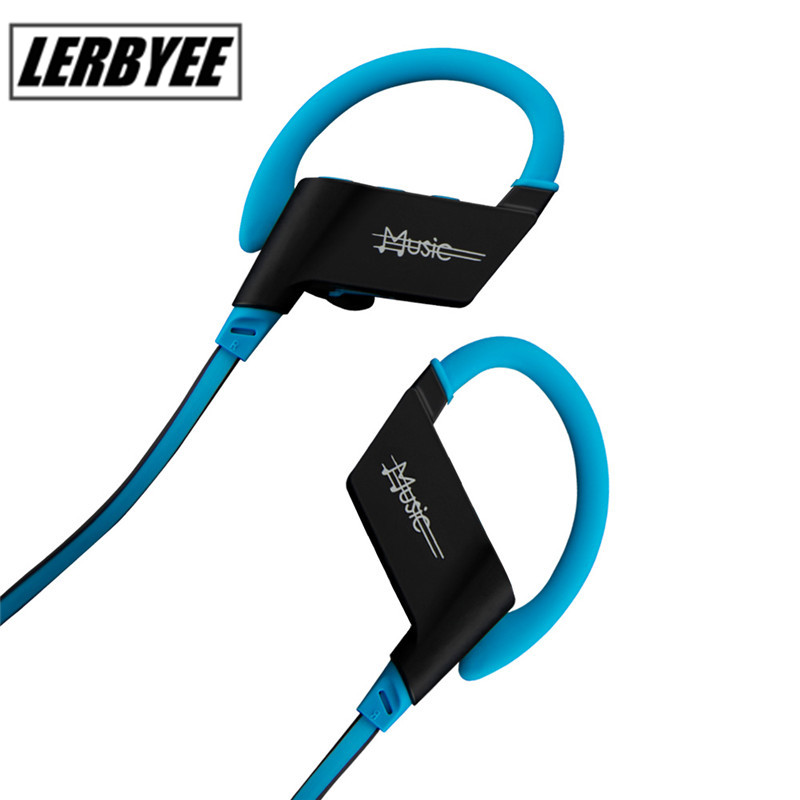 LONGET Bluetooth In-Ear Earphone Sport Running Wireless earphone Stereo Earbuds Bass Headset with Mic for Xiaomi for iPhone obafu bluetooth earphone sports running wireless headphones ear hook stereo earbuds bass headset with mic for xiaomi for iphone