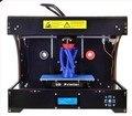 3D printer double nozzle dual head high precision three-dimensional DIY 3D printer 3D printing