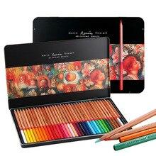 Marco Ренуара 24/36/48/72/100 цвет жирной профессиональное искусство цветной карандаш 3100