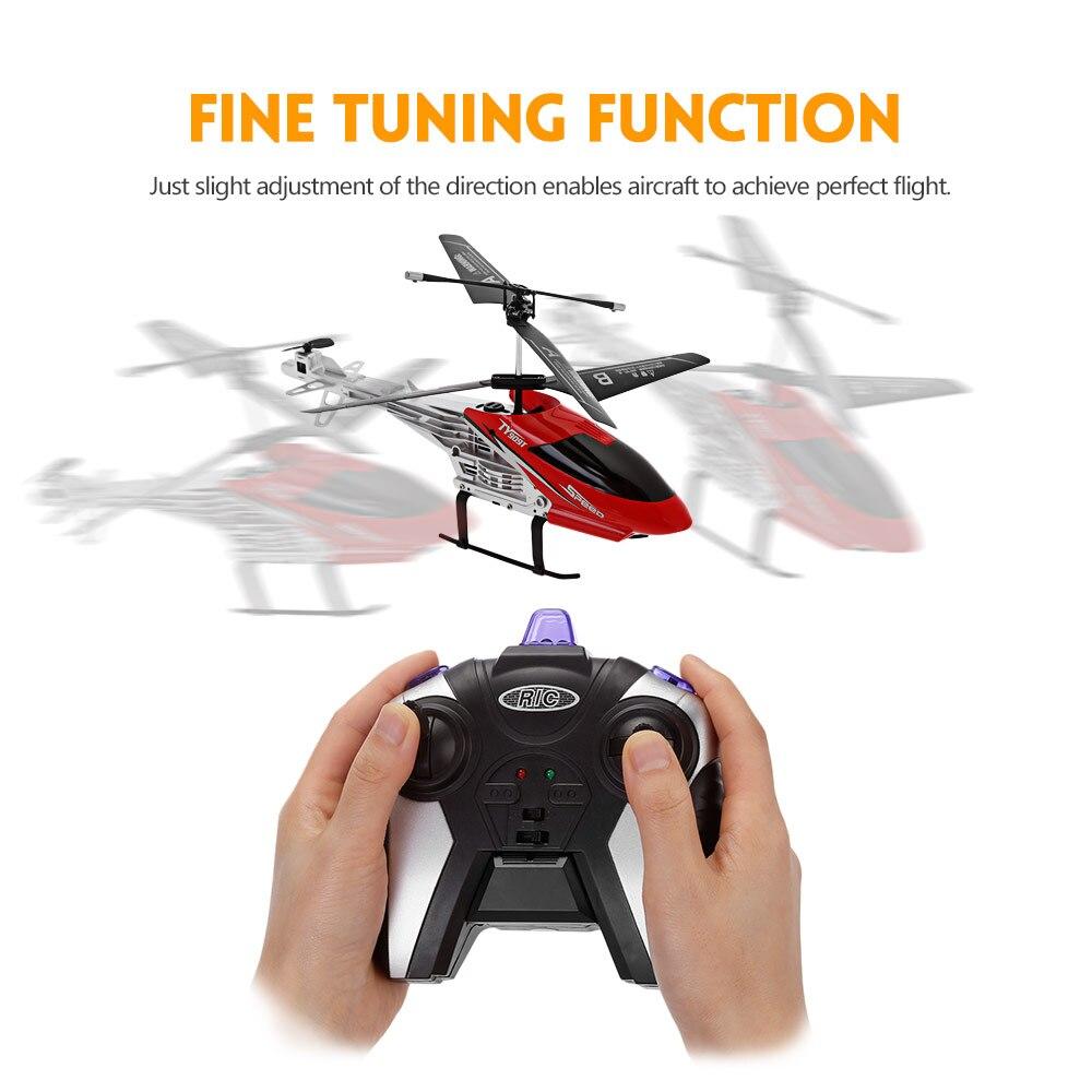 Drone Toys Light Flight 5