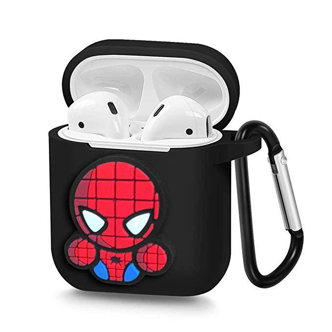 3D Cartoon Bluetooth Wireless Earphone Case Protective