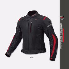 Free shipping 1pcs JK-069 Air Stream M-JKT-ARIUS Mesh Cloth Racing Suits Motorcycle Jacket with Protective Gear