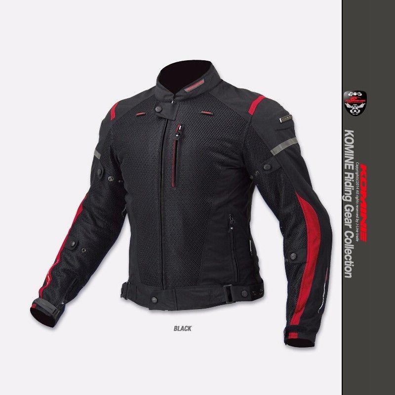 Livraison gratuite 1 pièces JK-069 Air Stream M-JKT-ARIUS maille tissu course costumes moto veste avec équipement de protection
