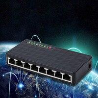 5/8 Port Gigabit Schalter RJ45 Ethernet Schalter 10/ 100Mbps Lan Hub Schalter