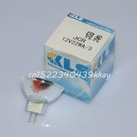 KLS JCR 12V 22W A/3 GZ4 OLYMPUS MICROSCOPE LIGHT SOURCE HALOGEN LAMPS 2pcs