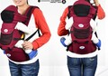 Promotion! Infant Baby Carrier Backpack Breathable Adjustable Wrap Sling Front Back Suspenders