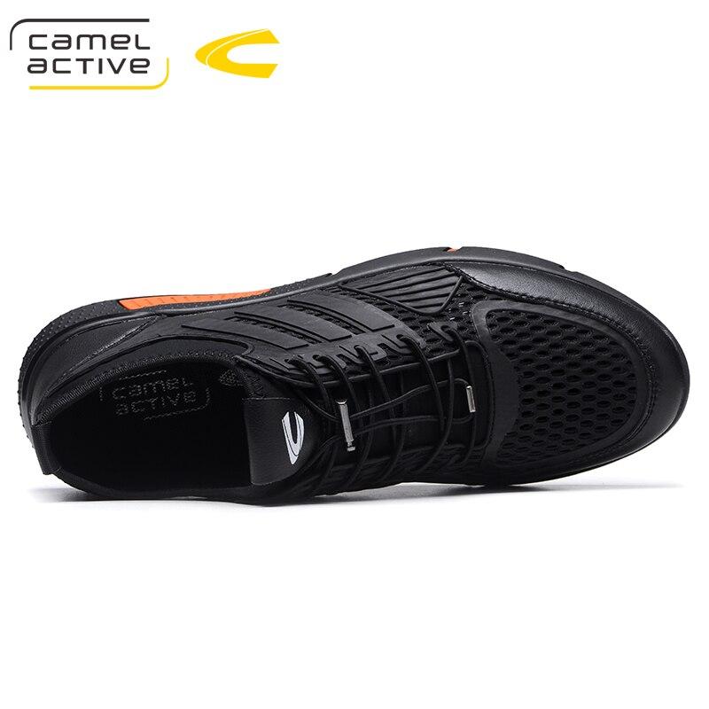 Lacets bleu D'été Camel À Active Baskets Respirantes Chaussures Hommes Confortable Pour Mode Grande Casual 44 Noir Taille 2018 tQhrCxsd