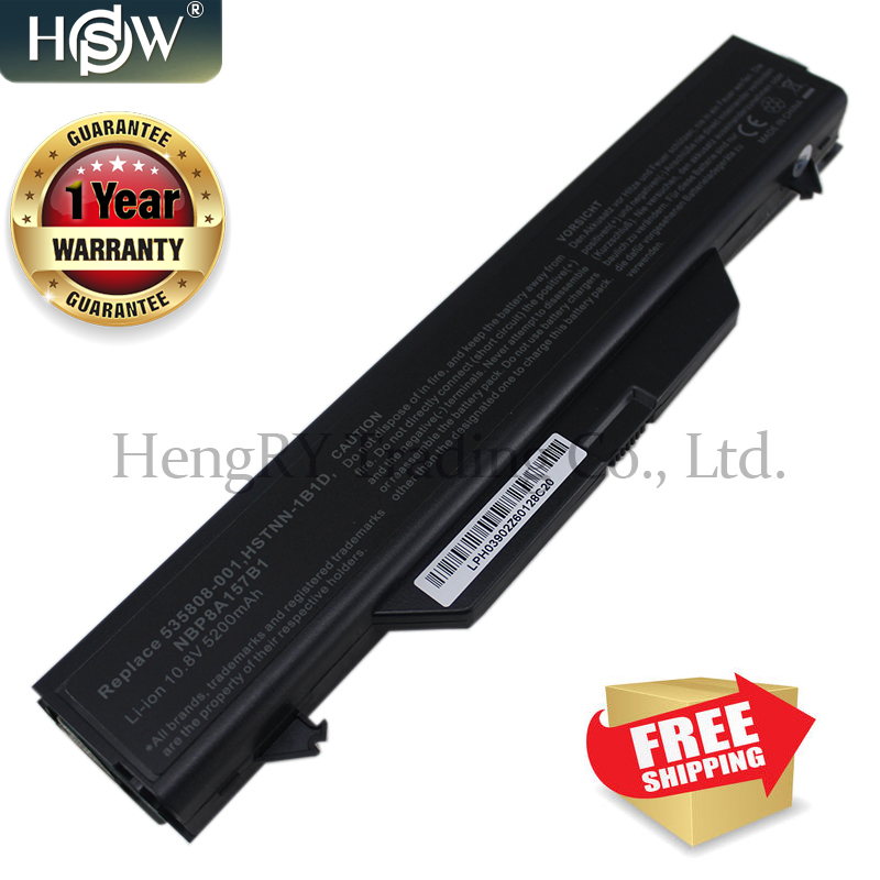 €13.9 28% СКИДКА|HSW 5200 мАч батарея для HP ProBook 4510 4510s 4515s 4710s HSTNN 1B1D NBP8A157B1 HSTNN OB88 HSTNN OB89 HSTNN W79C 7 HSTNN XB89|Аккумуляторы для ноутбука| |  - AliExpress