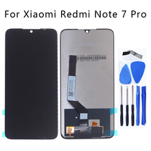 For Xiaomi Redmi Note 7 Original LCD Display Touch Screen Digitizer for Redmi Note 7 Pro Screen LCD Display Replacement+ tools super original 9 7 lcd display for cube t9 2048x1536 ips hd retina screen t9gt inner lcd screen panel replacement