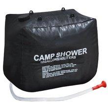 40L Солнечный нагрев походный Кемпинг Душ сумка чехол для душа на открытом воздухе стирка