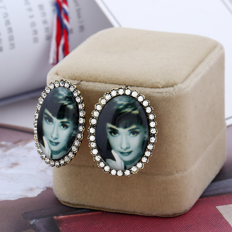 Buy marilyn monroe earring and get free shipping on AliExpresscom