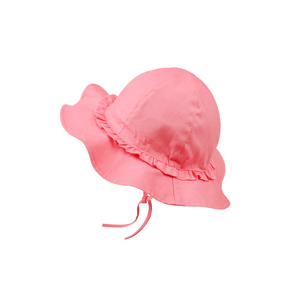 703e70e1 Cute Flower Baby Girls Hat Lace Bow Panama Hats Bear Ears Kids Summer Cap  Hollow Princess Bucket Hats Baby Girls Clothing 2018USD 3.59/piece