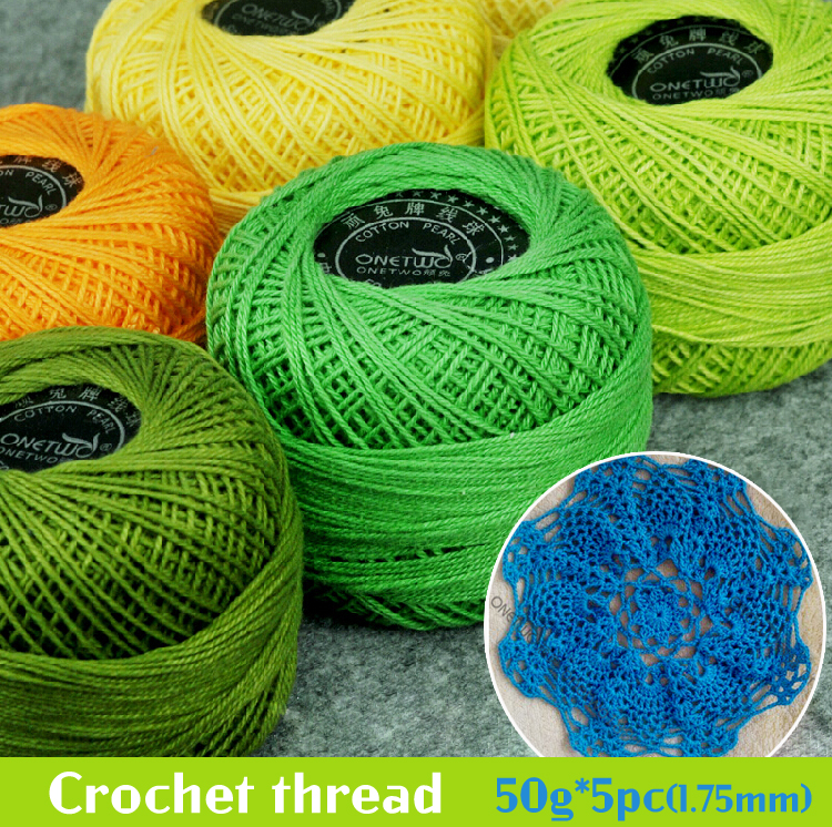 Tienda Online 250g 3 # Encaje algodón Hilado ganchillo Hilado para ...