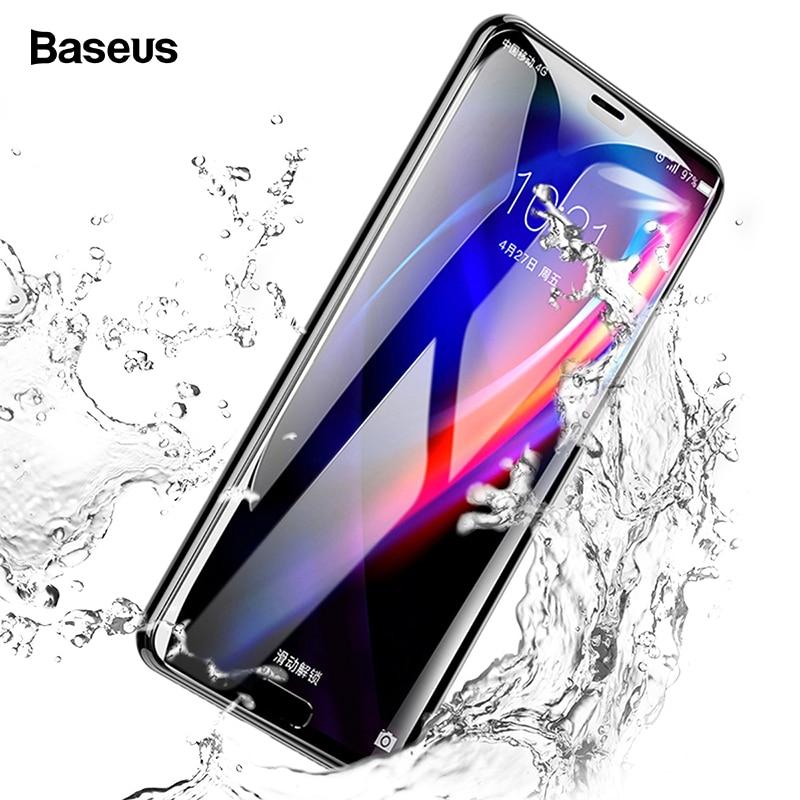 Baseus 0.3 milímetros Protetor de Tela Para Huawei P20 6D P20 Pro Premium Completa Tampa de Vidro Temperado Huawei P20 P20Pro 9 H Vidro De Proteção