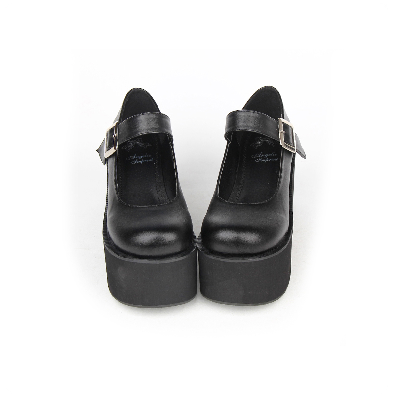 83cd1bd71143 Angelic imprint New Arrival Lolita style Women Pumps shoes High Heel  Platform women princess dress party ...