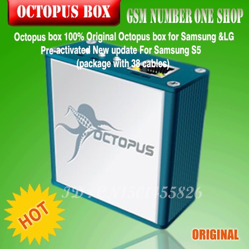 Octopus box for Samsung &LG 38 cable-A