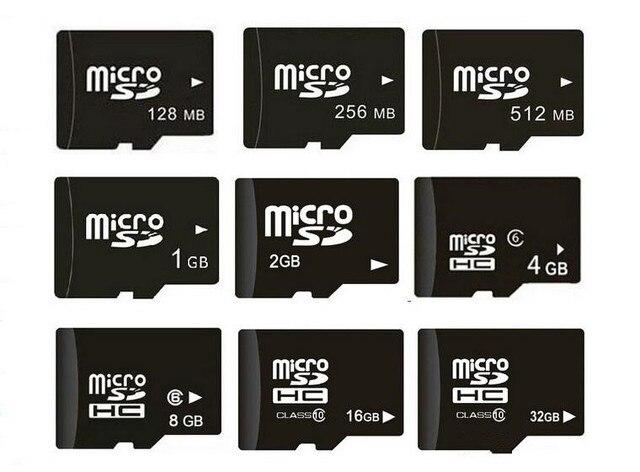 מכירה לוהטת זיכרון כרטיסי מיקרו SD כרטיס 8 gb 16 gb 32 gb 64 gb 128 gb class 10 Microsd TF כרטיס עט כונן פלאש + מתאם