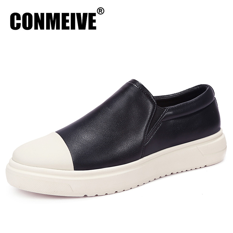 Real Luxury Brand Shoes Men Breathable Fashion Style Leather Casual Mens Light Flat Men's Spring/Autumn Loafers Flats Male Shoe european style real ostrich grain leather qshoes shoes mens brand design business dress luxury men fashion top shoe ym723 63
