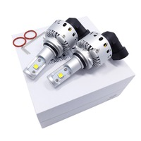 40W 8000LM H4 H7 H11 9005 9006 LED Car Headlight Bulbs CREE Chips CSP LED Headlights All in one Head Lamp Front Light