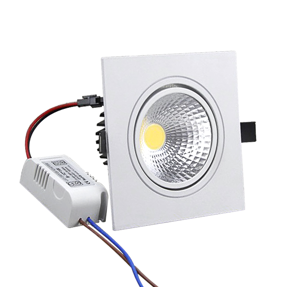 Downlights super brilhante dimmable levou recesso Usage : Industrial